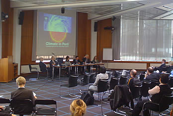 UNEP side event presenting a popular guide to the latest IPCC reports