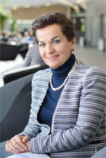Christiana Figueres, Executive Secretary UNFCCC