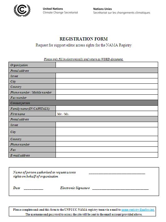 Nama Registry