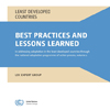 Publication - Napa Best practices and lessons learned