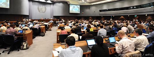 Bangkok Climate Change Conference - April 2011