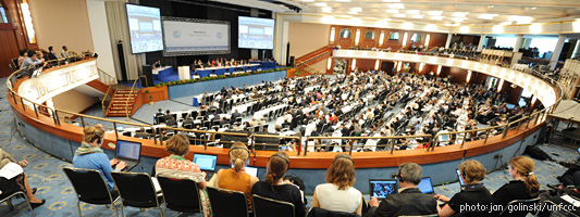 Bonn Climate Change Conference - May 2012