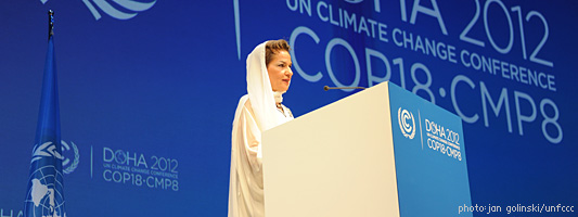 Statements at High-Level Segment at COP 18 / CMP 8