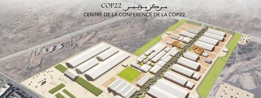 COP 22 / CMP 12 venue