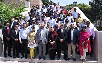 Pakistan workshop