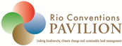 Rio Convention Pavilion website