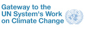 Gateway to the UN System's Work on Climate Change
