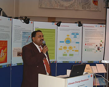 Climate change and development, Srikanta K. Panigrahi, Planning CommissionIndia