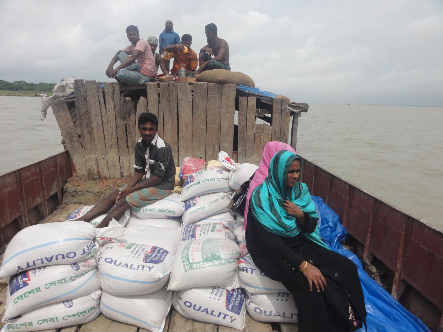 Climate Change Adaptation and Disaster Risk Reduction in Bangladesh