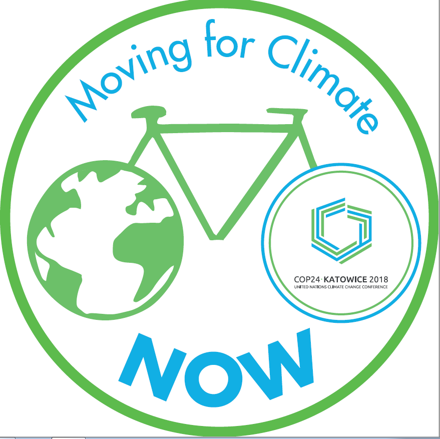 Moving for Climate Now 2018