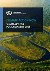 Summary for Policymakers 2018 cover