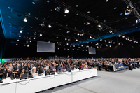 View of the plenary at COP 24