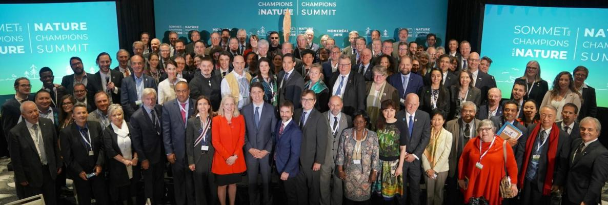 Leaders Strengthen Links Between Climate Action and Biodiversity