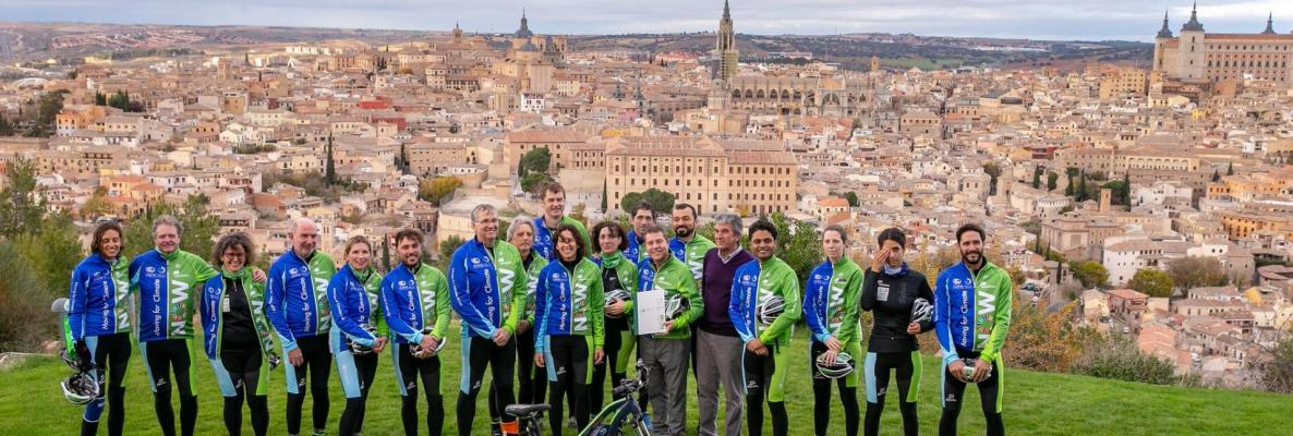'Moving for Climate NOW' Cycling Expedition Calls for Greater Climate Ambition Upon Arrival to COP25