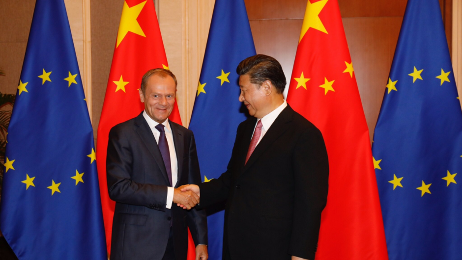 China- EU summit