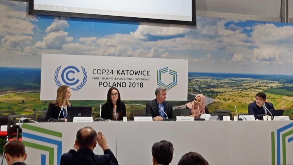 Carbon pricing event at COP24