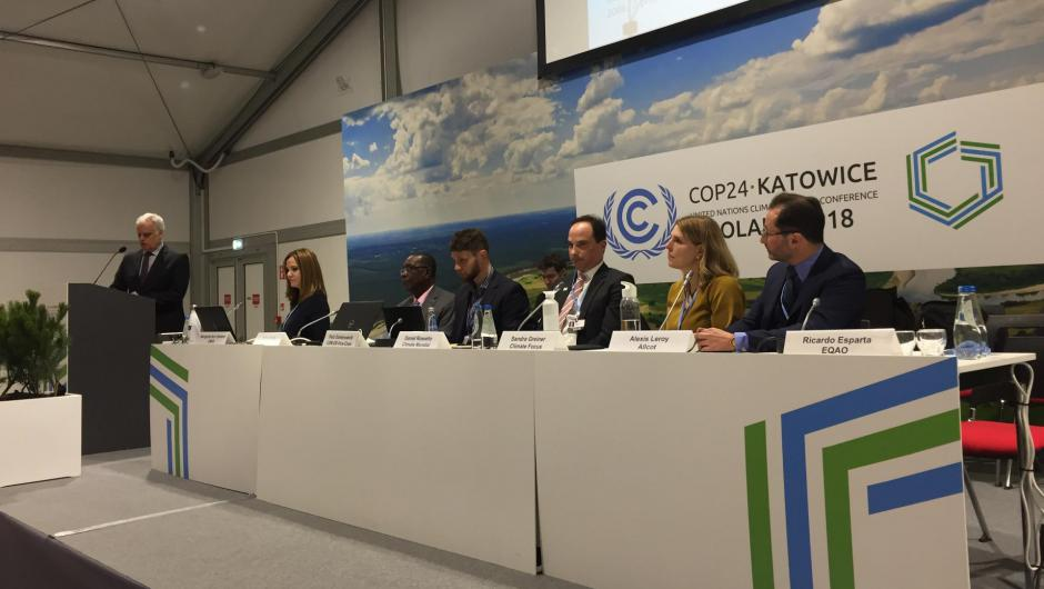 CDM side event at COP24