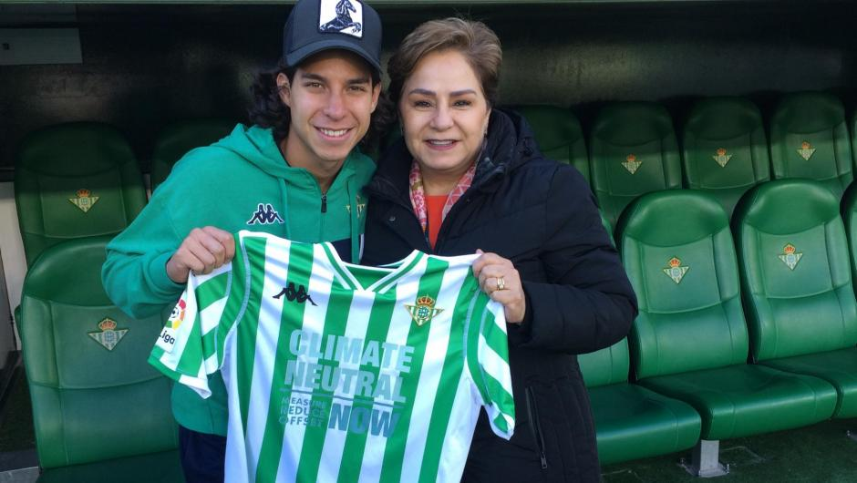 Real Betis Balompié has officially joined the Climate Neutral Now