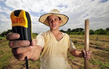 ICT tools help Colombian farmers build resilience.